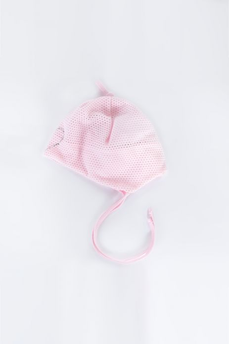 Tied hat