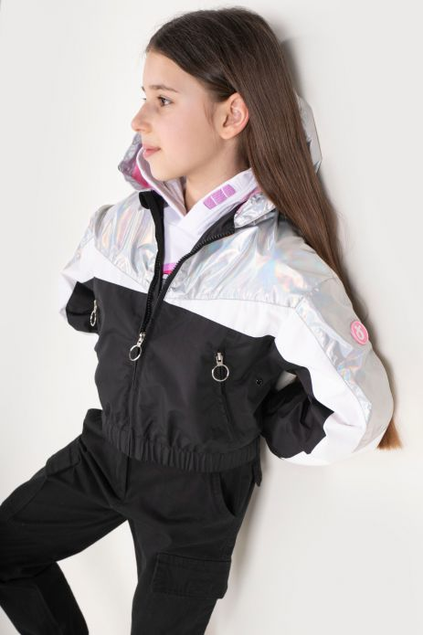 Jacket with lining