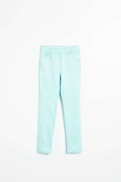 Woven trousers