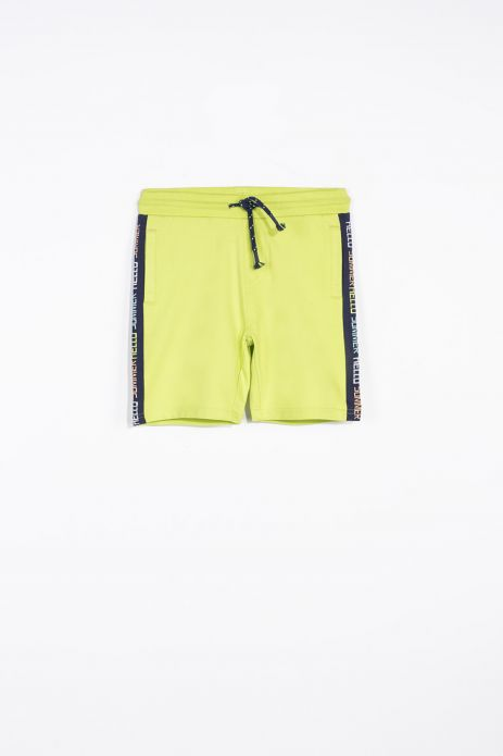 Knitted trousers - french terry