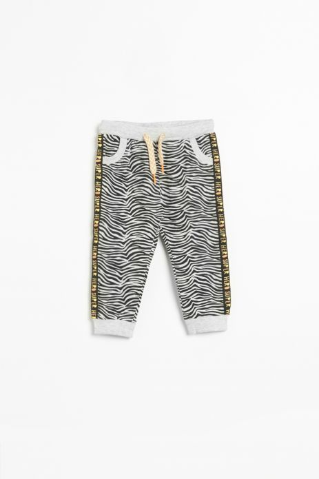 Knitted trousers - single jersey