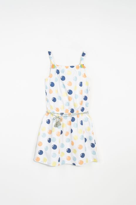 Camisole woven dress