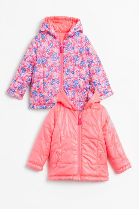 Two-sided jacket-