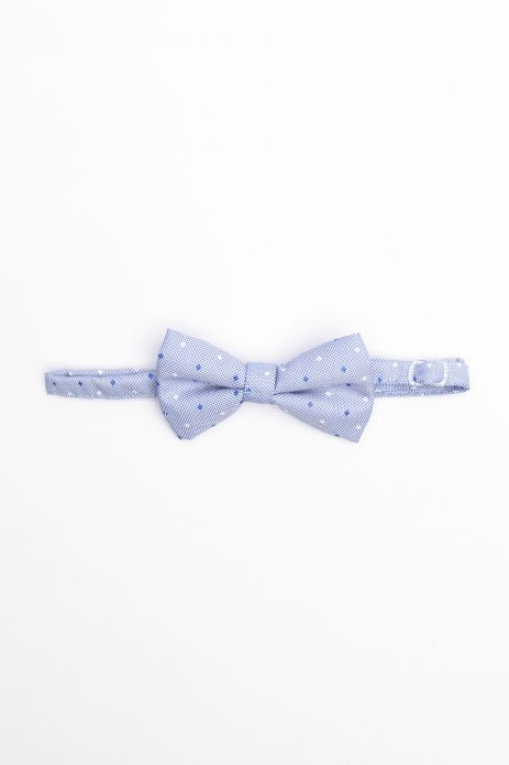Bow tie with clasp