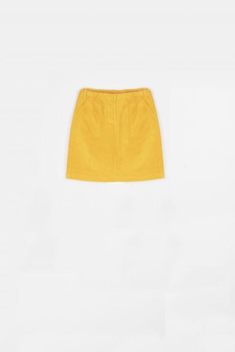 Fabric skirt