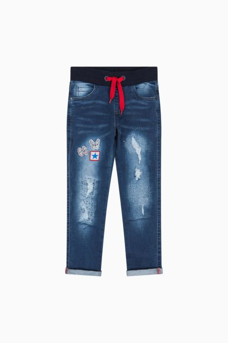 Lemon - trousers