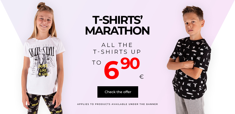 Maraton t-shirtow EN